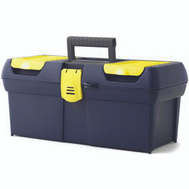 Stanley Tools 016011R Tool Box 16In W/Plastic Latch