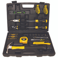 Stanley Tools 94-248 Homeowner's Kit 65Pc Sae/Met