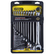 Stanley Tools 94-385W Wrench Combo Set Sae 11Pc