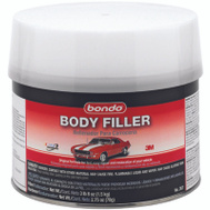 3M 267 Bondo 1/2 Gallon Bondo Light Weight Auto Body Filler