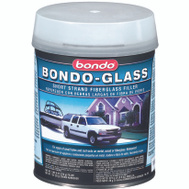 3M 272 Bondo 1 Quart Reinforced Glass Body Filler
