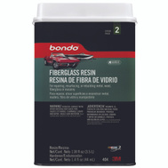 3M 404 Bondo 1 Gallon Fiberglass Resin