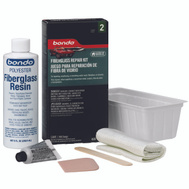 3M 420 Bondo 1/2 Pint Fiberglass Repair Kit
