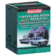 3M 431 Bondo 1 Pint Fiberglass Resin Jelly Kit