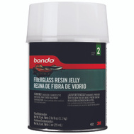 3M 432 Bondo 1 Quart Fiberglass Resin Jelly With Cap