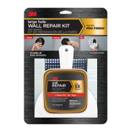 3M LHR-KIT Wall Repair Kit Lrg Hole 12 Ounce