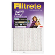 3M 2046-4 Filtrete Healthy Living Ultra Allergen Filters 18 Inch By 25 Inch By 1 Inch