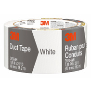 3M 3920-WH Scotch White Multi Purpose Duct Tape Waterproof Backing 2 Inch By 20 Yards