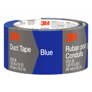 3M 3920-BL Scotch Blue Multi Purpose Duct Tape Waterproof Backing 2 Inch By 20 Yards