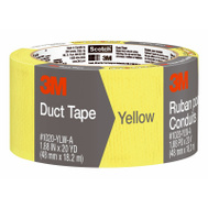 3M 3920-YL Scotch Yellow Multi Purpose Duct Tape Waterproof Backing 2 Inch By 20 Yards