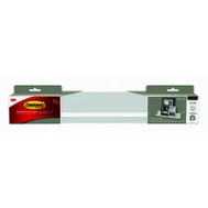 3M HOM21Q-ES Command 21 Inch Picture Ledge 5 Pound Capacity Quartz Color Finish