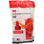 3M SGR Highland Electrical Spring Connectors Red 20 8 Awg