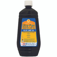 Lamplight Farms 60011 Ultra Pure Lamp Oil Blue 32 Ounce Ultra