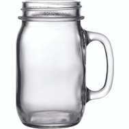 Anchor Hocking 10861 Mug 16 Ounce Canning Jar