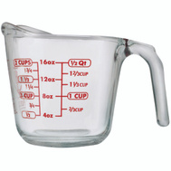 Anchor Hocking 55177AHG17 Cup Measuring 2 Cup