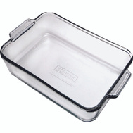 Anchor Hocking 81934AHG17 Oven Basics 8 Inch Square Cake Dish Clear