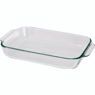 Anchor Hocking 81935AHG18 3 Quart Rectangle Bake Dish