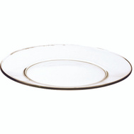 Anchor Hocking 86334 Plate Round Serving 13In