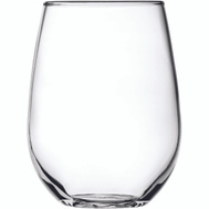 Anchor Hocking 95141AHG17 Glass Set Stemless 15 Ounce Vienne 4 Pack