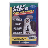 Coastal Pet 06000 BLKSML Black Car Harness For Small Girth Dogs