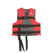 Stearns 3000001704 Child Watersport Classic Series Boat Vest Red