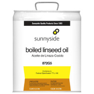 Sunnyside 872G5 5 Gallon Boiled Linseed Oil
