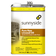 Sunnyside 873G1 1 Gallon Raw Linseed Oil