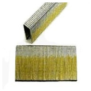 National Nail 0713090 Pro Fit 1-1/2 Inch By 1/2 Inch Crown Finishing Staples (Pack Of 10000)