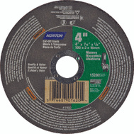 Norton 07660701620 Rightcut 4 By 1/16 By 5/8 Masonry Cut Off
