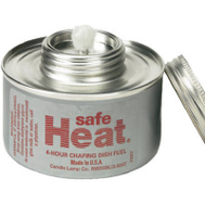 Sterno 10106 24 Pack Safe Heat 4 Hour Fuel