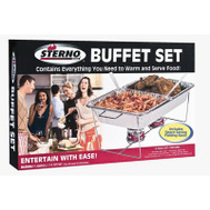 Sterno 70370 Sterno Buffet Set 8 Piece