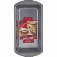 Bradshaw 04025 Good Cook Loaf Pan Nonstick Medium 8 By 4 Inches