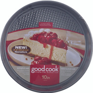 Bradshaw 11754 Good Cook Spring Form Nonstick Pan 10 Inch
