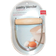 Bradshaw 21995 Wood And Steel Pastry Blender