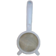 Bradshaw 24982 3 1/4 Inch Stainless Steel Strainer Assorted Colors
