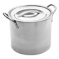 Bradshaw 06182 16 Quart Stainless Steel Stock Pot