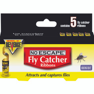 Bonide 46120 Revenge Fly Catcher 5 Pack