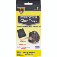 Bonide 47030 Revenge Trap Rat Glue Tray 2Pk 2 Pack