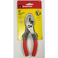 Great Neck SJ6C Slip Joint Pliers 6 Inch