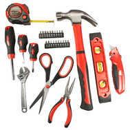 Great Neck 60082 Sheffield 30 Piece Home Tool Kit