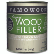 Eclectic 36021126 Famowood Pint Natural Wood Filler