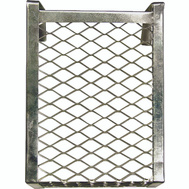 Linzer RM150 1 Gallon Steel Paint Bucket Mesh Grid