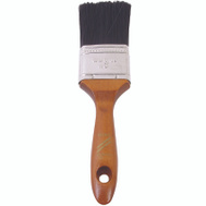 Linzer 1123-2 Project Select Polyester Varnish Brush Walnut Handle 2 Inch