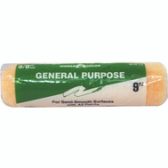 Linzer RC113-9 General Painter 9 Inch 3/8 Inch Nap Utility Interior Roller Cover