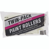 Linzer RC133-9 9 Inch 3/8 Inch Nap Polyester Roller Cover Pack Of 2