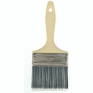 Linzer 1820-4 Esterlon Polyester Nylon Blend Utility Wall Brush 4 Inch