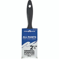 Linzer 1825-2.5 Esterlon Polyester Nylon Blend Utility Paint Brush 2-1/2 Inch