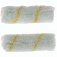 Linzer MR300-2-4 Project Select 4 Inch 3/8 Inch Nap Pro Stripe Woven Roller Cover 2 Pack