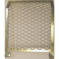 Linzer RM414 2 Gallon Steel Paint Bucket Mesh Grid