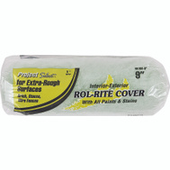 Linzer RR901-9 Rol Rite 9 Inch 1 Inch Pile Utility Rough Surface Roller Cover